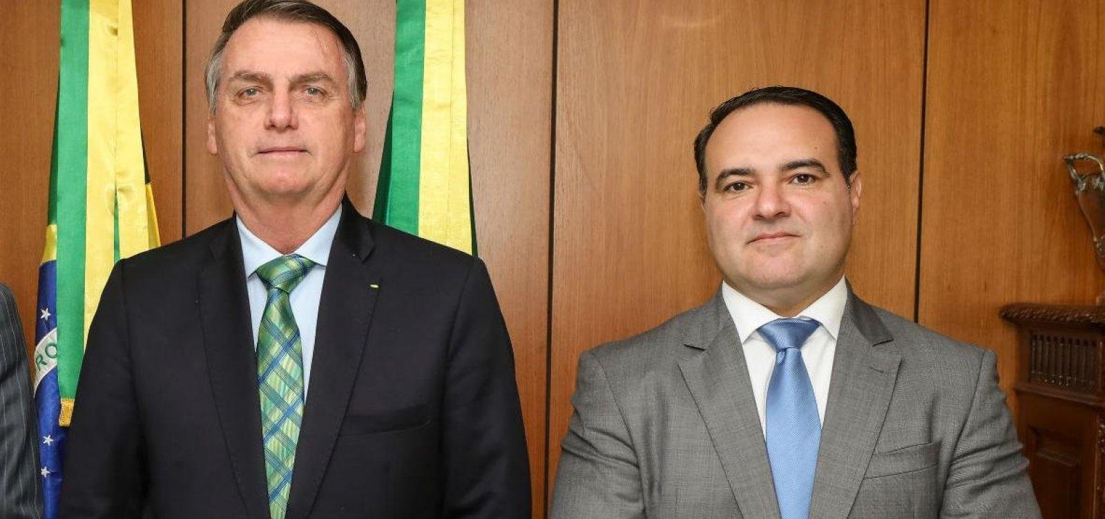 Jorge Oliveira deve assumir o Ministério da Justiça no lugar de Moro