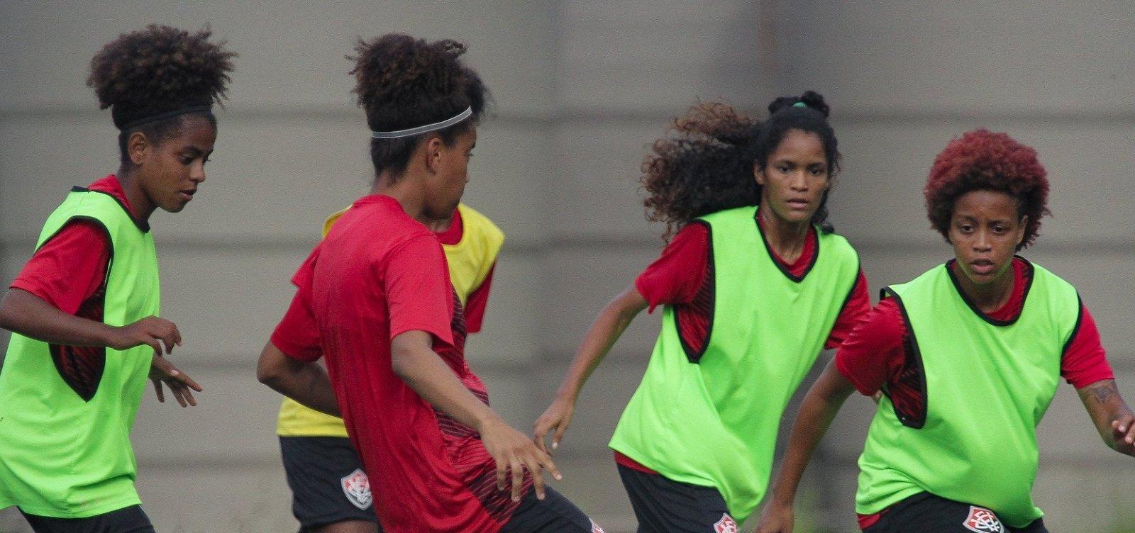 Após receber R$ 120 mil da CBF, Vitória nega a jogadoras ajuda de custo de R$500