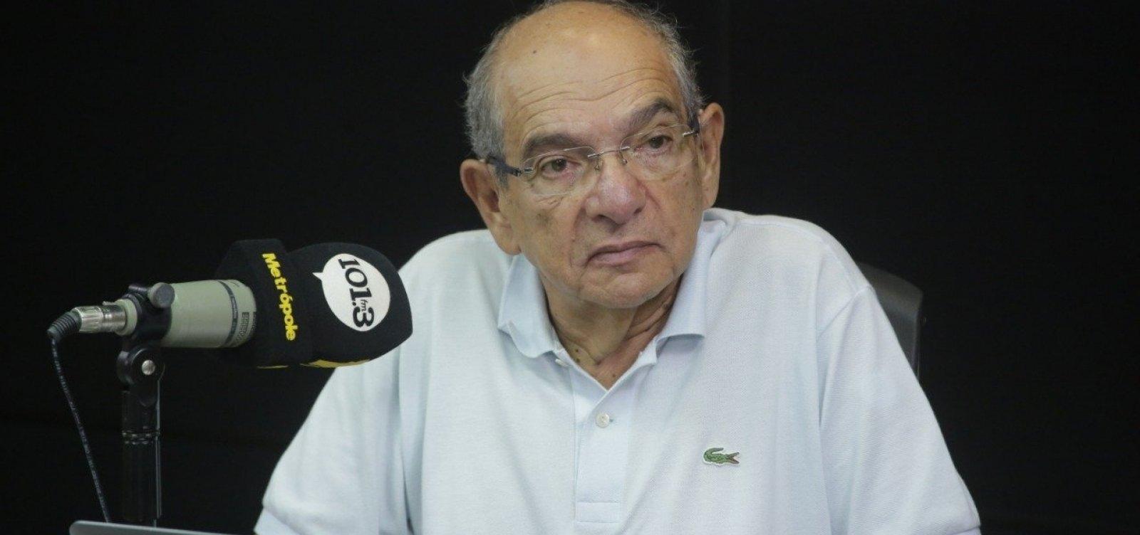 Ida de Bolsonaro ao STF foi 'pressão mesquinha' por reabertura da economia, diz MK; ouça