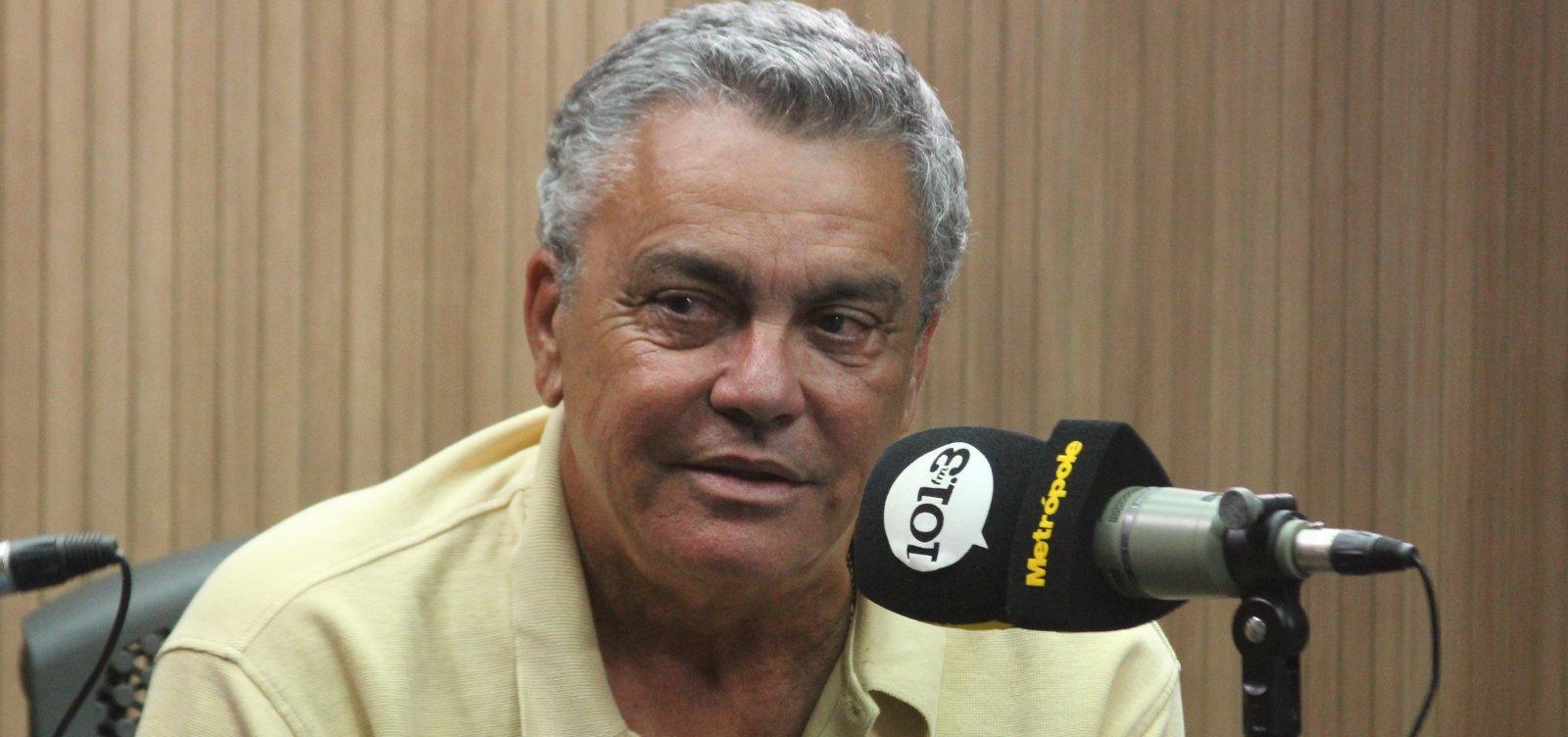 Vitória apresenta protocolo de retorno aos treinos e presidente critica Bolsonaro: 'Tinha que internar'