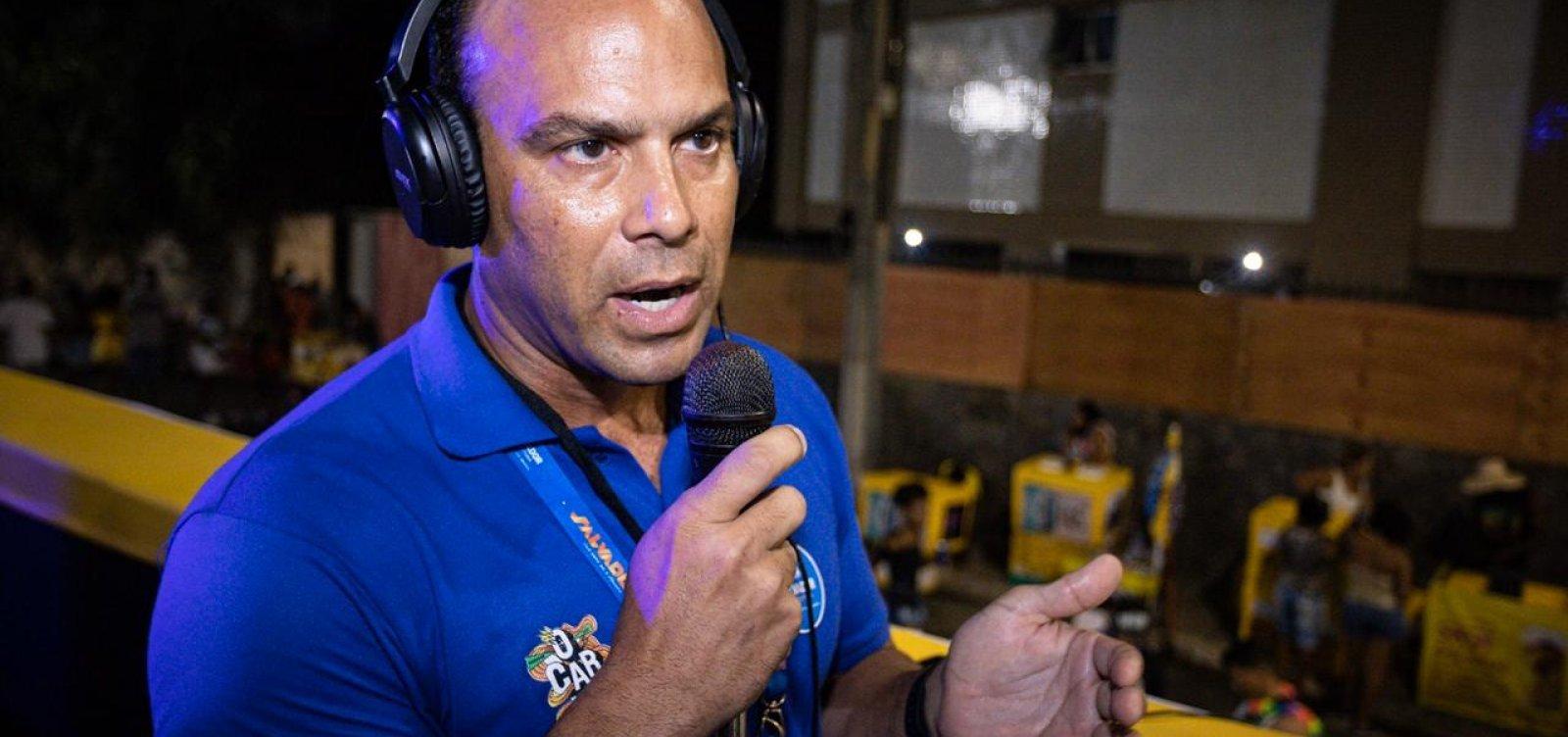 Chefe da Guarda Municipal de Salvador está com coronavírus