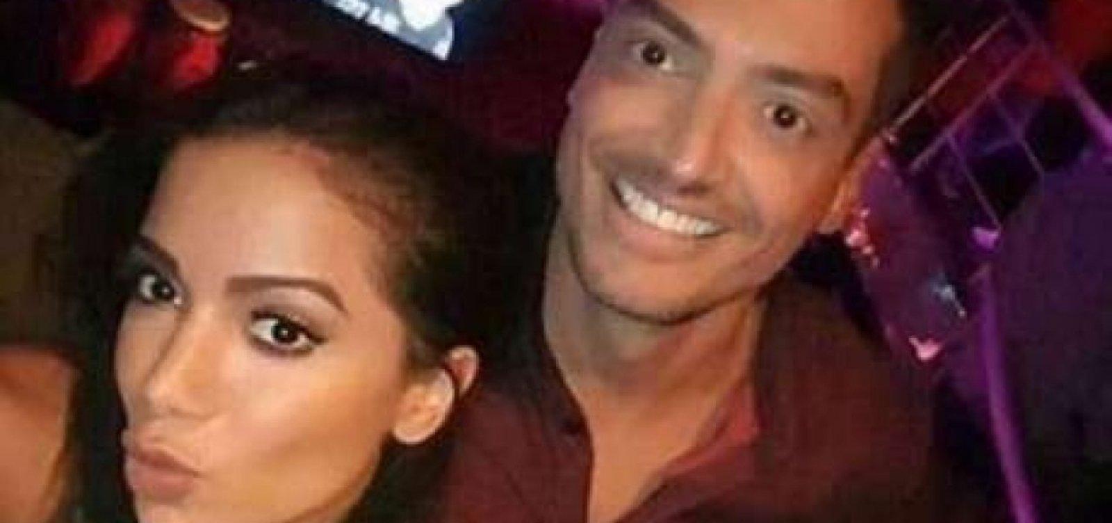 Leo Dias está proibido pela Justiça de citar o nome de Anitta