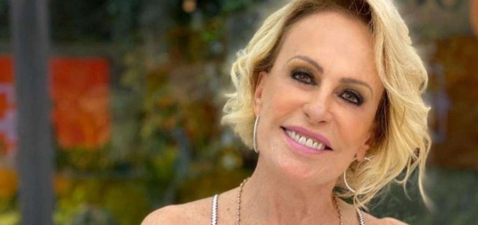 Ana Maria Braga pede perdão por compartilhar receita de acarajé 'falsificado'