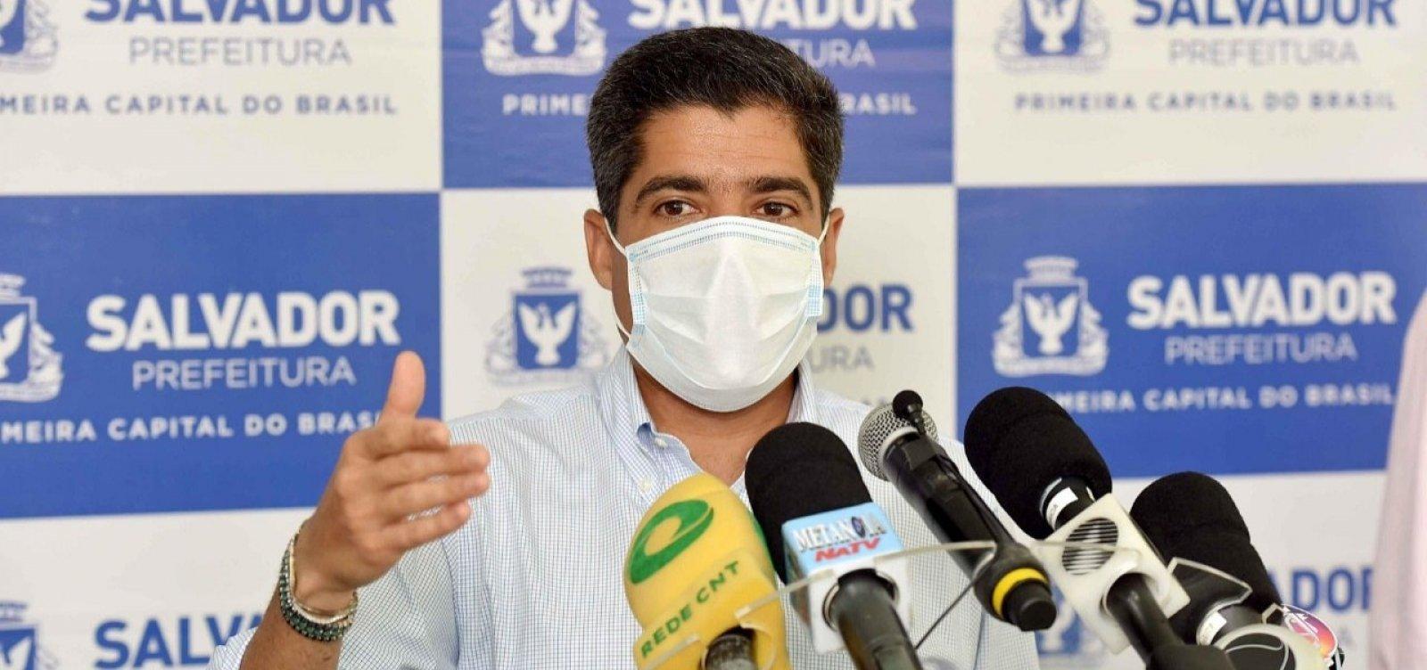 Prefeitura de Salvador volta a adotar medidas mais restritivas em Pernambués, Centro e Cabula