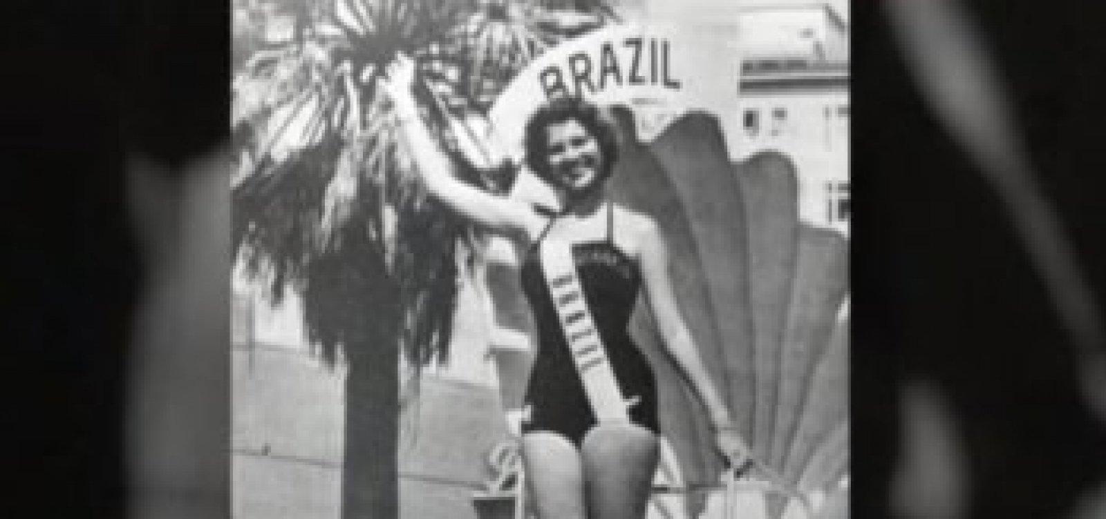 Baiana Martha Rocha, 1ª Miss Brasil, morre no Rio de Janeiro