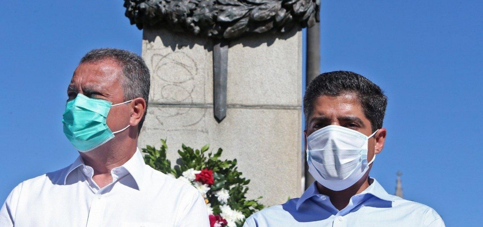 Prefeitura vai disponibilizar respiradores para governo ampliar leitos em Salvador
