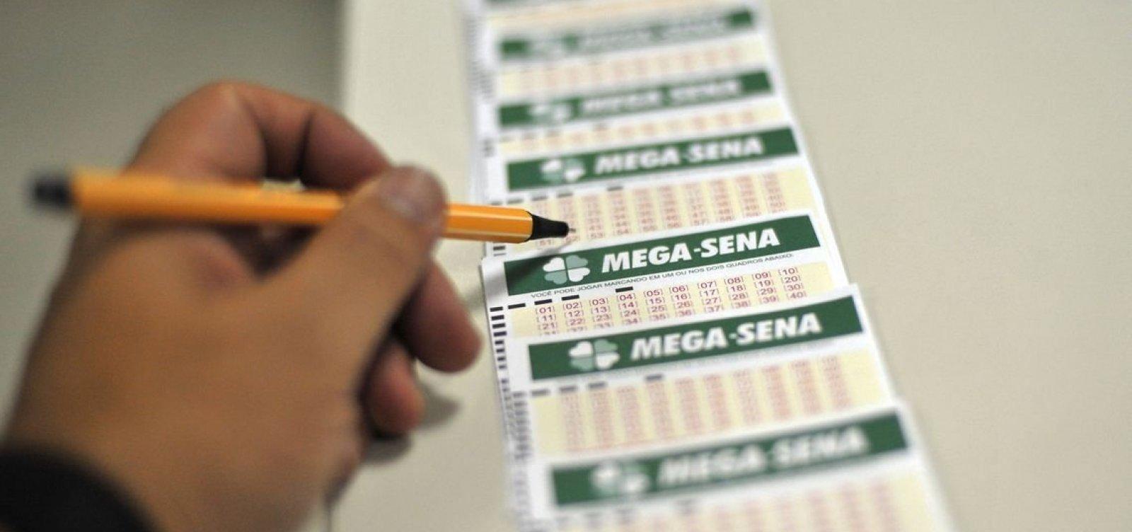 Mega-Sena sorteia R$ 44 milhões nesta terça