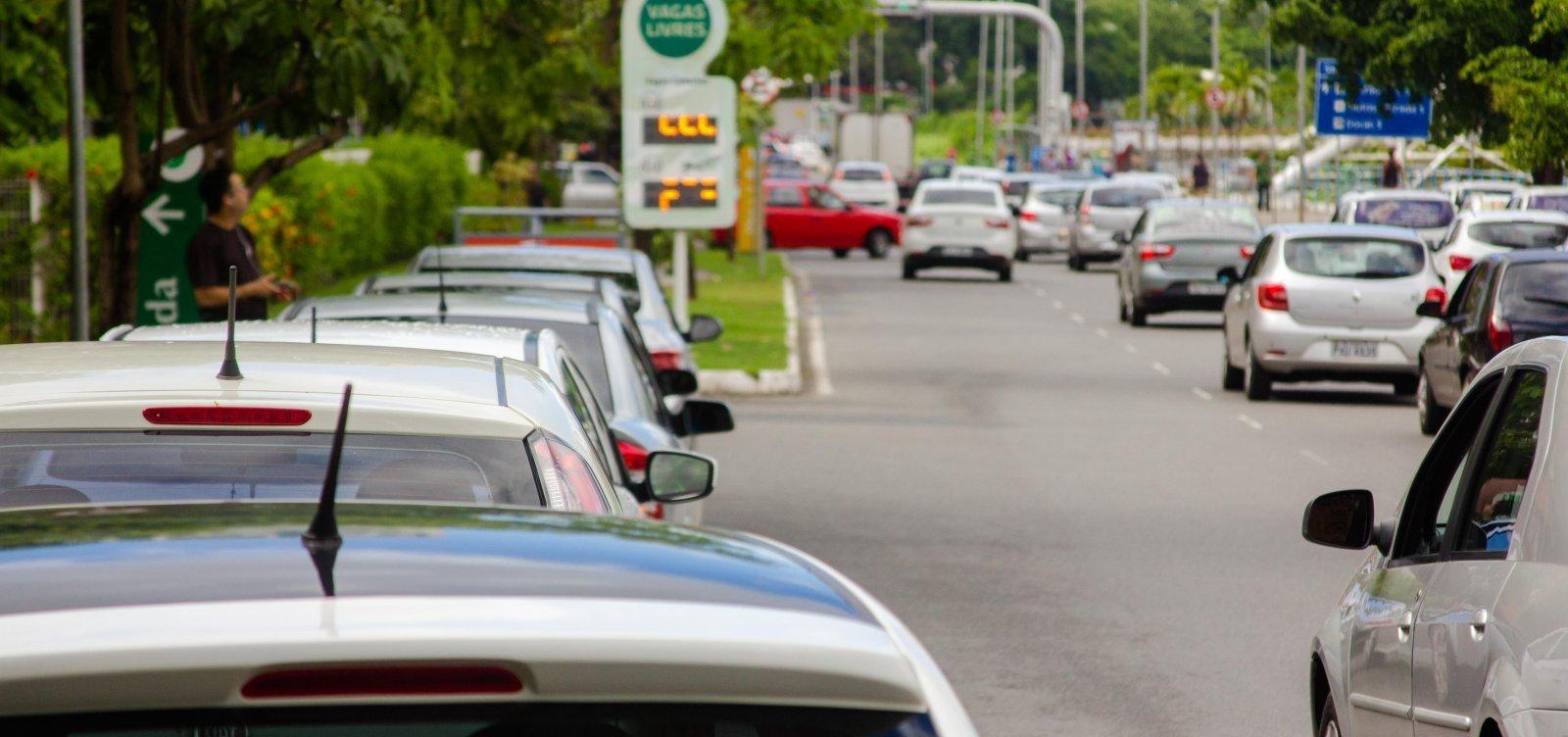 Motoristas por aplicativos organizam carreata para esta quinta-feira