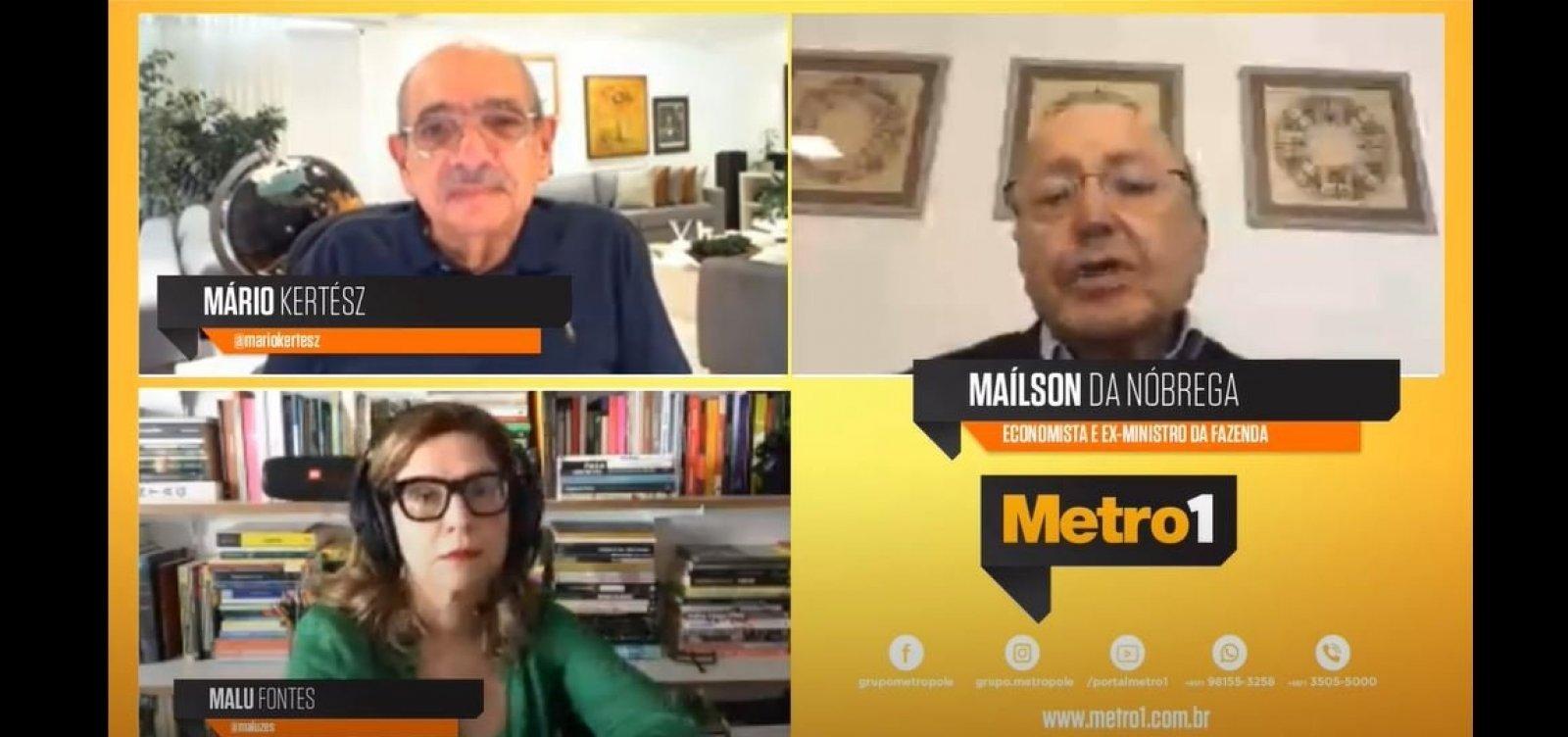 Ex-ministro Maílson da Nóbrega avalia lacunas econômicas da Constituição de 88