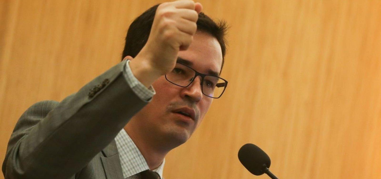 CNMP forma maioria para afastar Dallagnol da Lava-Jato