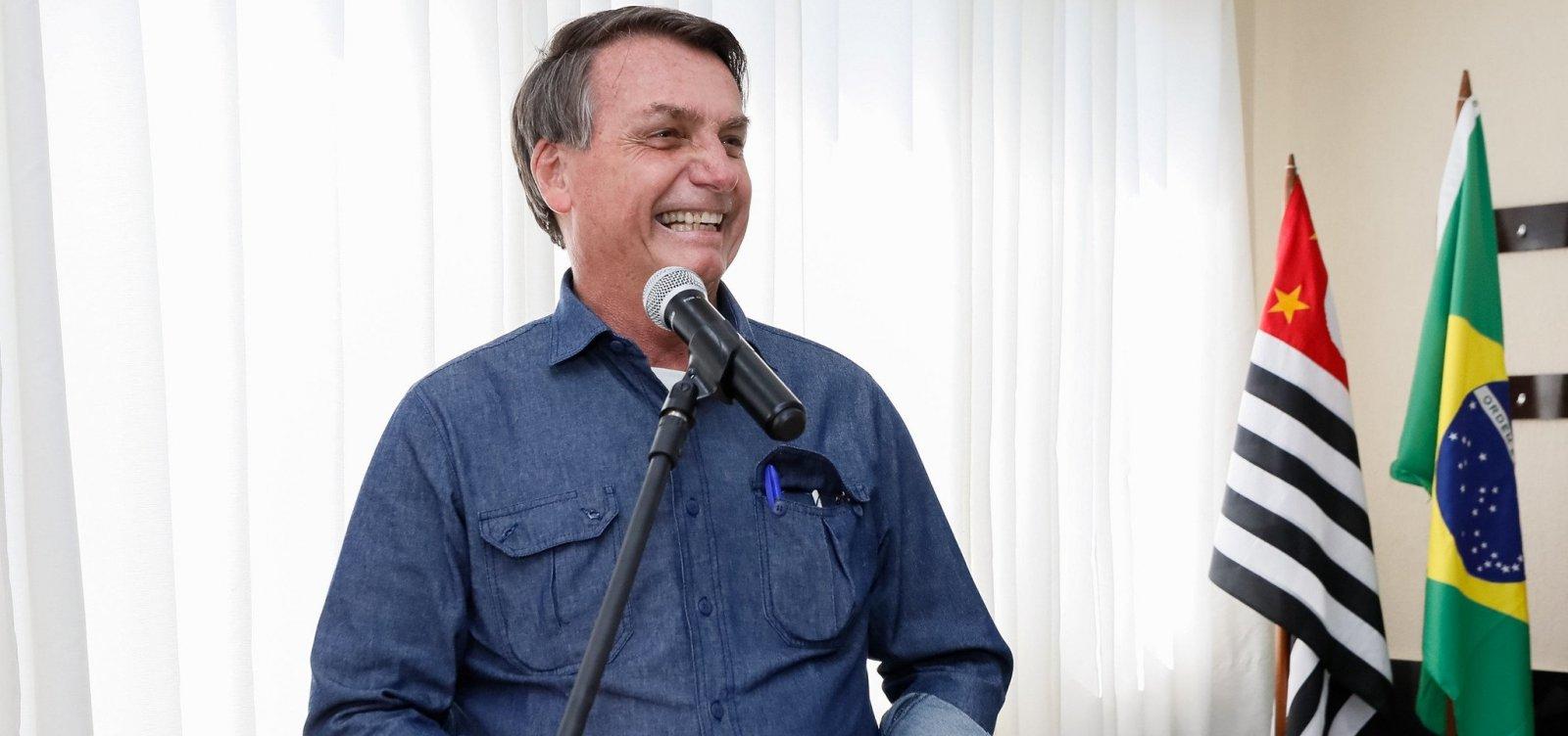 Datafolha: Bolsonaro registra maior aprovação desde início do mandato
