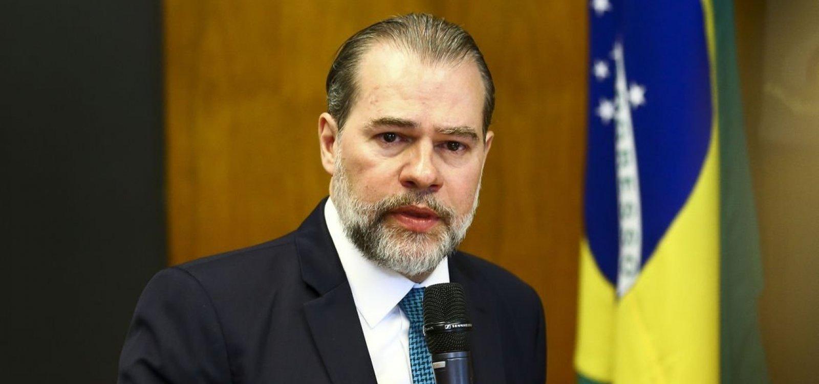 Após seis dias internado, Toffoli recebe alta em Brasília