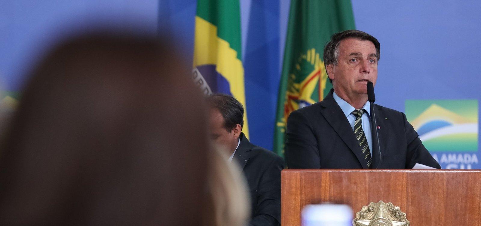 Bolsonaro sanciona, com 1 veto, lei que dispensa reembolso por eventos cancelados durante pandemia