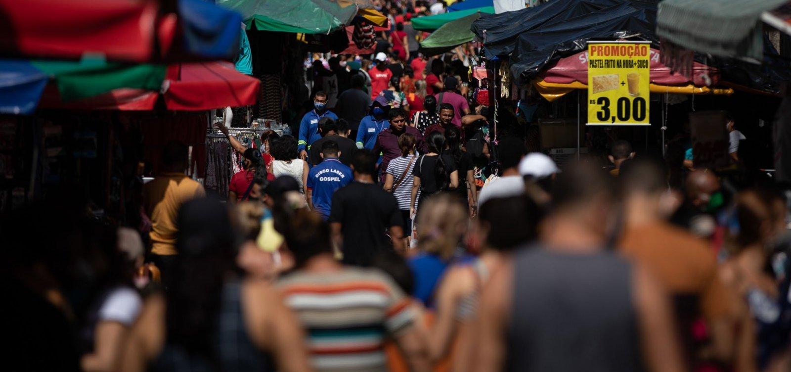 Estudo preliminar sugere que Manaus pode ter alcançado imunidade de rebanho contra a Covid-19