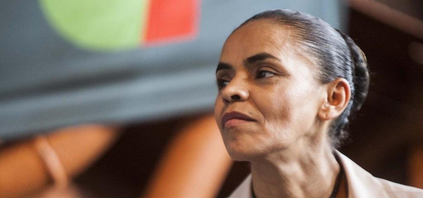 Presidente da Fundação Palmares exclui Marina Silva da lista de personalidades negras do órgão