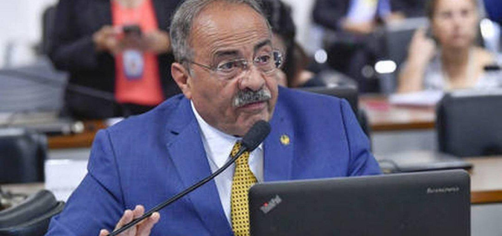 Chico Rodrigues diz que dinheiro escondido na cueca era para pagar funcionários