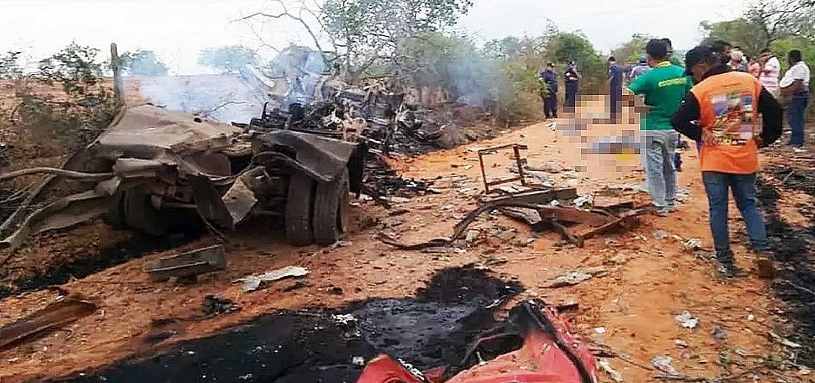 Inquérito do MPT vai investigar explosão em caminhão que matou 3 funcionários no oeste da Bahia