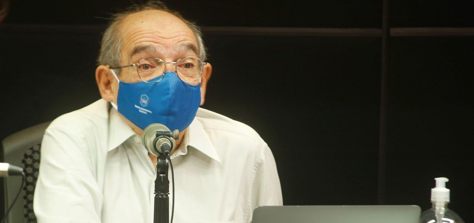 MK comenta novo lockdown na Europa e diz que Mourão sabe que 'tem tudo para ser queimado'