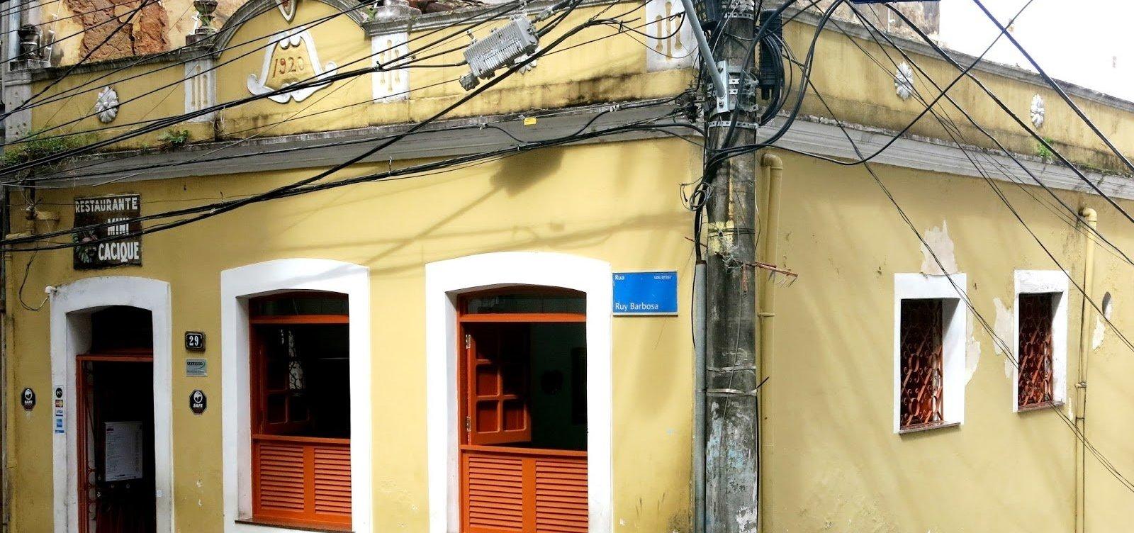 Restaurante Mini Cacique fecha e deixa a Bahia mais pobre