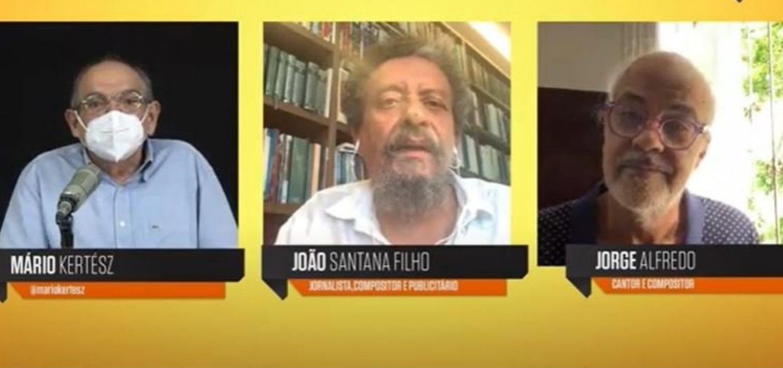 João Santana e Jorge Alfredo retomam parceria em 'Suave Distopia'