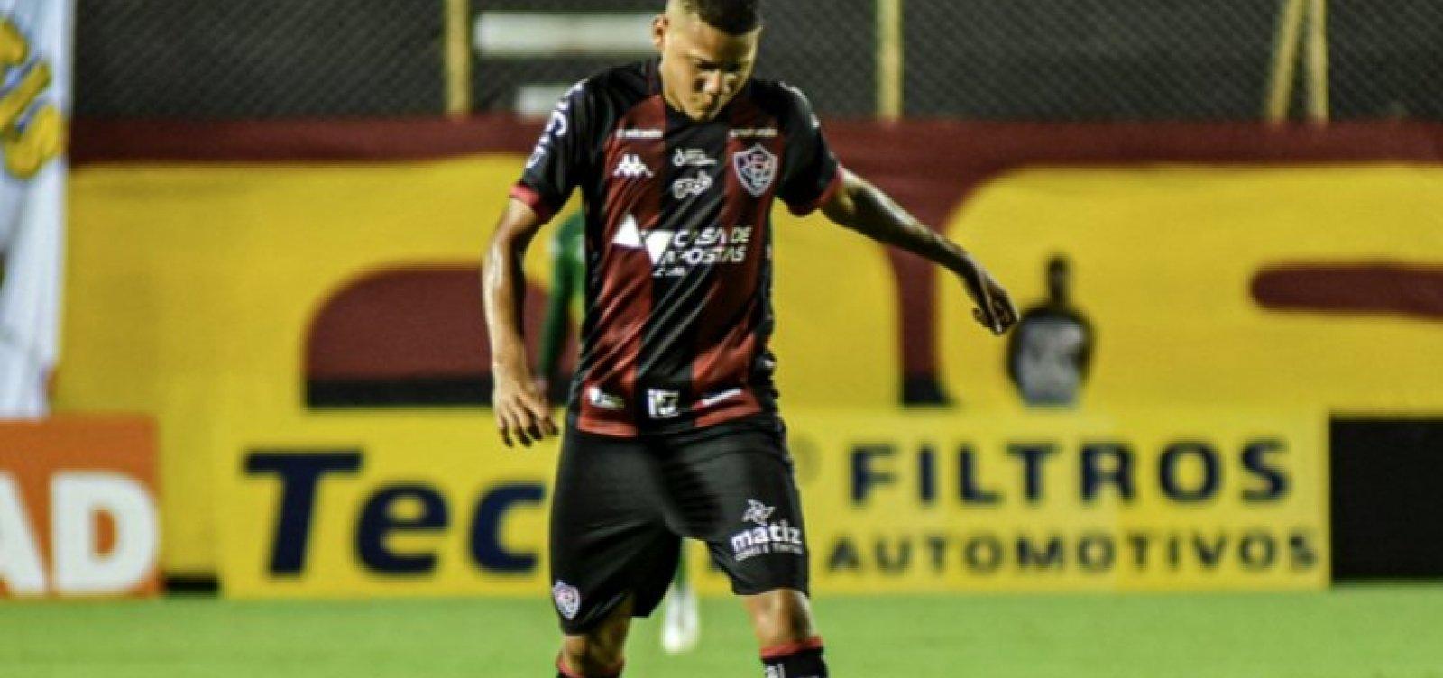 Vitória volta a vencer na Série B e bate Figueirense no Barradão