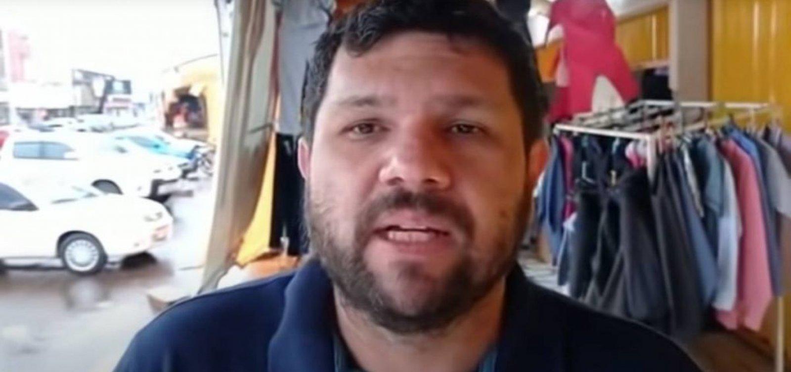 Justiça suspende conta de blogueiro bolsonarista e impede compartilhamento de vídeo no WhatsApp