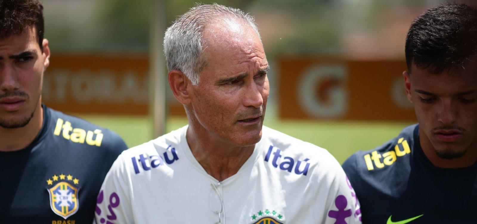 Ex-técnico da dupla Ba-Vi, Carlos Amadeu morre aos 55 anos