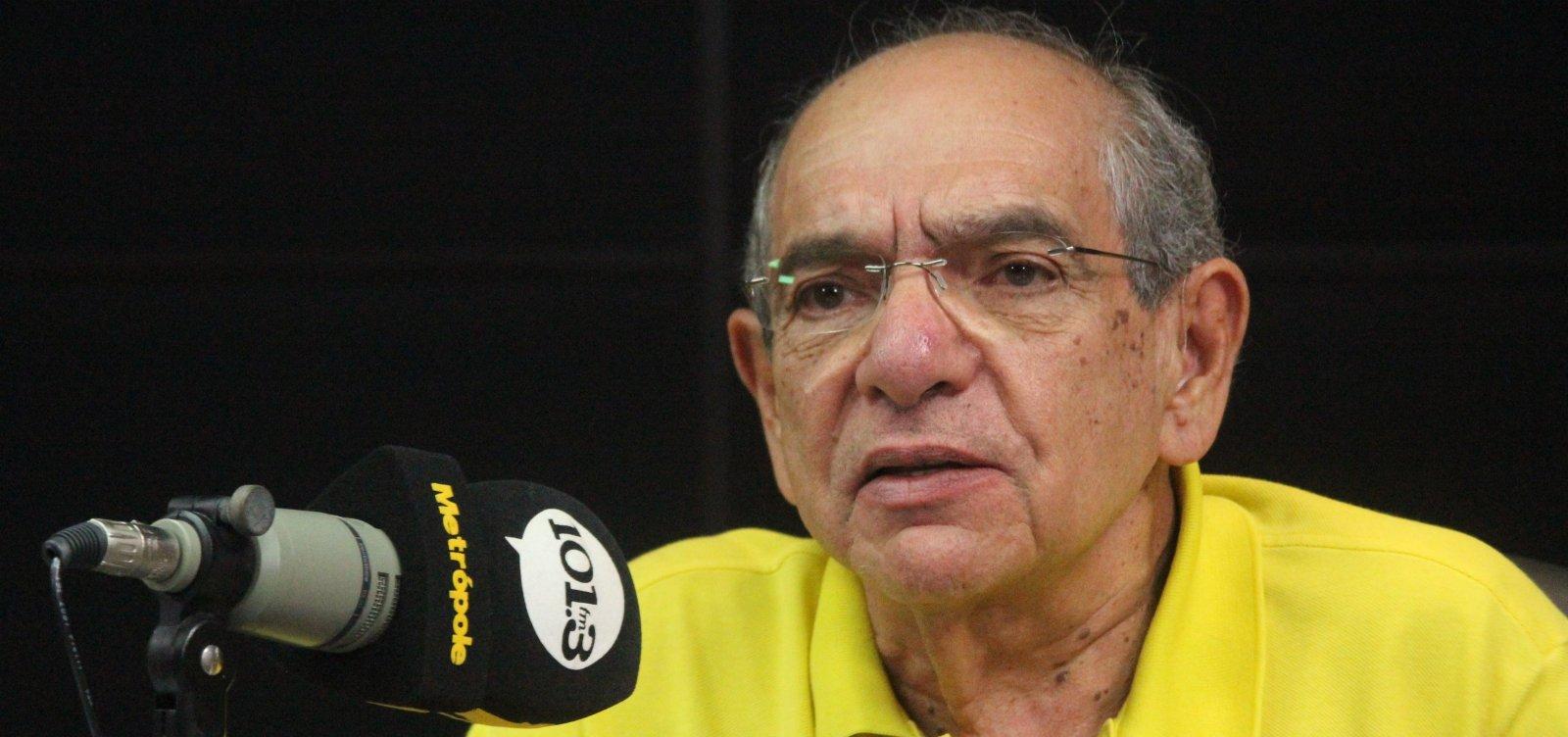MK: 'Lamentável a falta de amor a Salvador por parte dos senadores da Bahia'