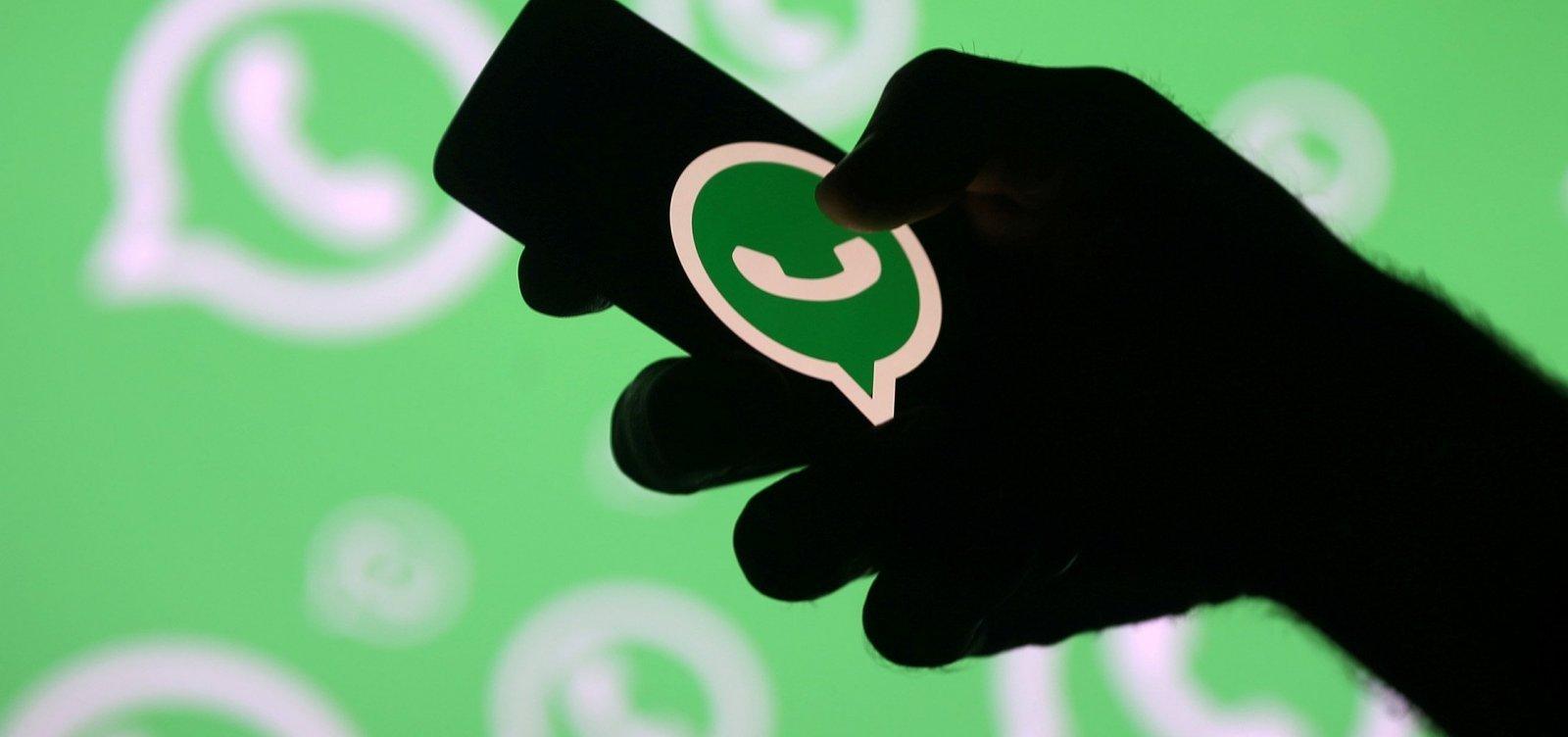 WhatsApp baniu mais de mil contas por disparos em massa durante período eleitoral, diz TSE