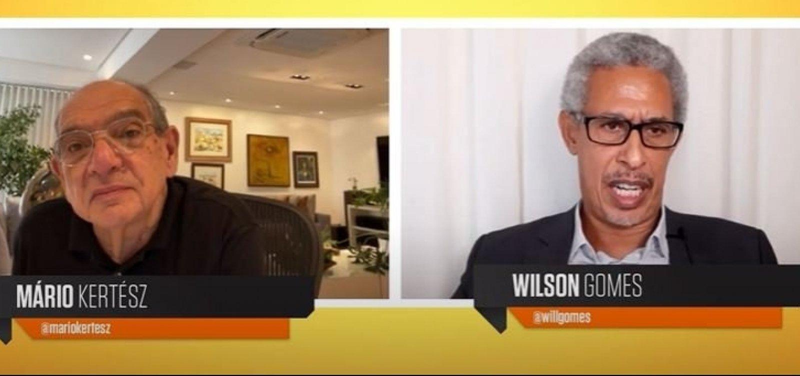 Wilson Gomes lança livro com análise sobre crescimento da extrema-direta no mundo