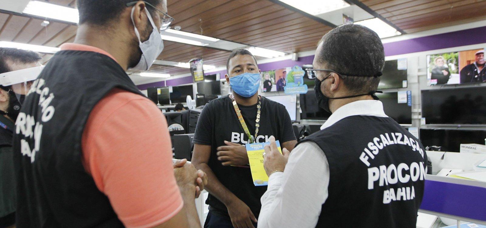 Procon garante operação contra fraudes na Black Friday